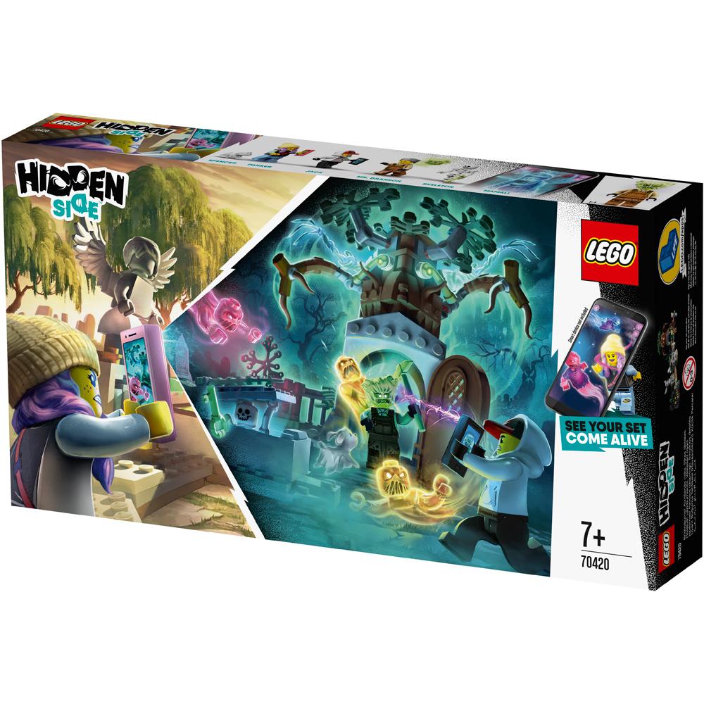Lego Hidden Side Graveyard Mystery - £14.75 instore @ Tesco Prescot, Liverpool