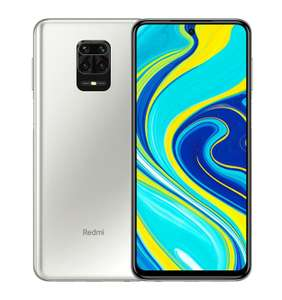 Xiaomi Redmi Note 9S + Mi Night Light + 10,000mAh Redmi Power Bank for £183.99 (4GB/64GB) or £204 (6GB/128GB no light) @ mi.com