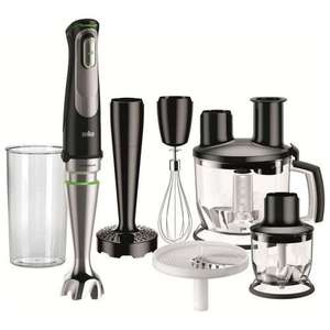 BRAUN MQ9087x Multi Quick 9 1000W 0.9L Hand Blender Mixer Set & Food Processor (refurbished 1yr guarantee) £64.99 @ Direct Vacuums