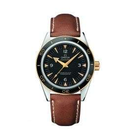 Omega Seamaster 300 watch Two tone case and dial - £4500 delivered @ Ernest Jones
