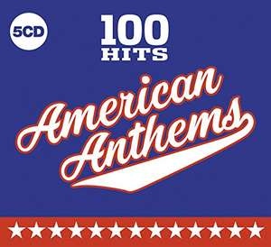 100 Hits - American Anthems [5CD compilation] - £2.35 delivered Amazon Prime / Non-Prime +£2.99 @ Amazon