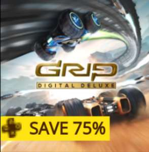 Grip - Digital Deluxe (PS4) £13.24 @ PSN (or £11.24 for PS+ users)