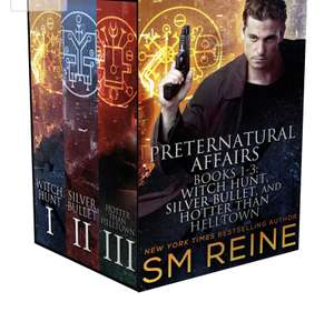 Preternatural Affairs, Books 1-3: Witch Hunt, Silver Bullet, and Hotter Than Helltown free - Amazon Kindle