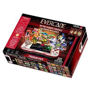 Evercade Premium Pack - £67.25 delivered @ Amazon - includes Namco Collection 1, Atari Collection 1 & Interplay Collection 1 cartridge packs
