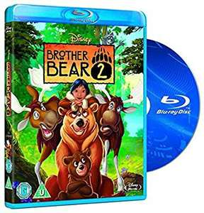 Disney Brother Bear 2 blu ray £3.95 £2.99 p&p non prime) @ Next Day Entertainment fulfilled by Amazon