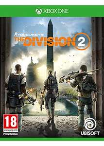 Tom Clancy's The Division 2 (Xbox One) £6.99 @ Base