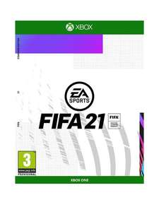 FIFA 21 - PS4/Xbox One/Switch - £54.99 (£15 Cashback Through Topcashback For New & Selected Members) @ Very