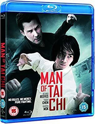 Man of Tai chi blu ray £2.99 @ sellersmediastore/ebay