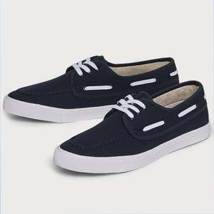 Canvas Boat Shoes £9.50, Free Next Day Delivery (With Code) & Free Returns @ Burton Menswear
