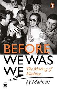 Before we was we - the autobiography of Madness, Amazon Kindle 99p