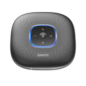 Anker PowerConf Bluetooth Speakerphone with 6 Microphones 24H Call Time, USB C - £69.99 Delivered @ Sold by AnkerDIrect & FBA
