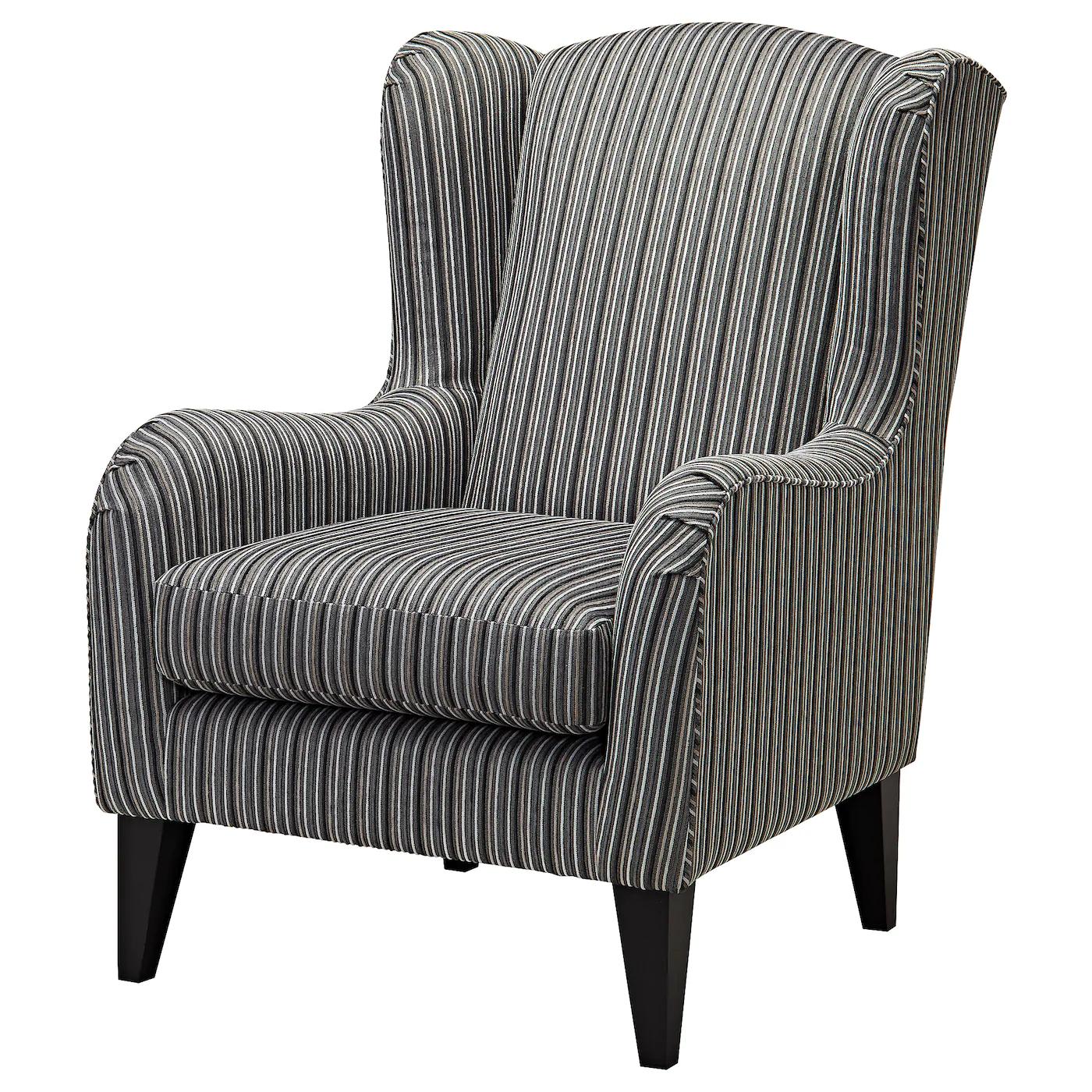 Wing Chair (Ramsebo) £179 / Footstall £35 (Free C&C) @ Ikea