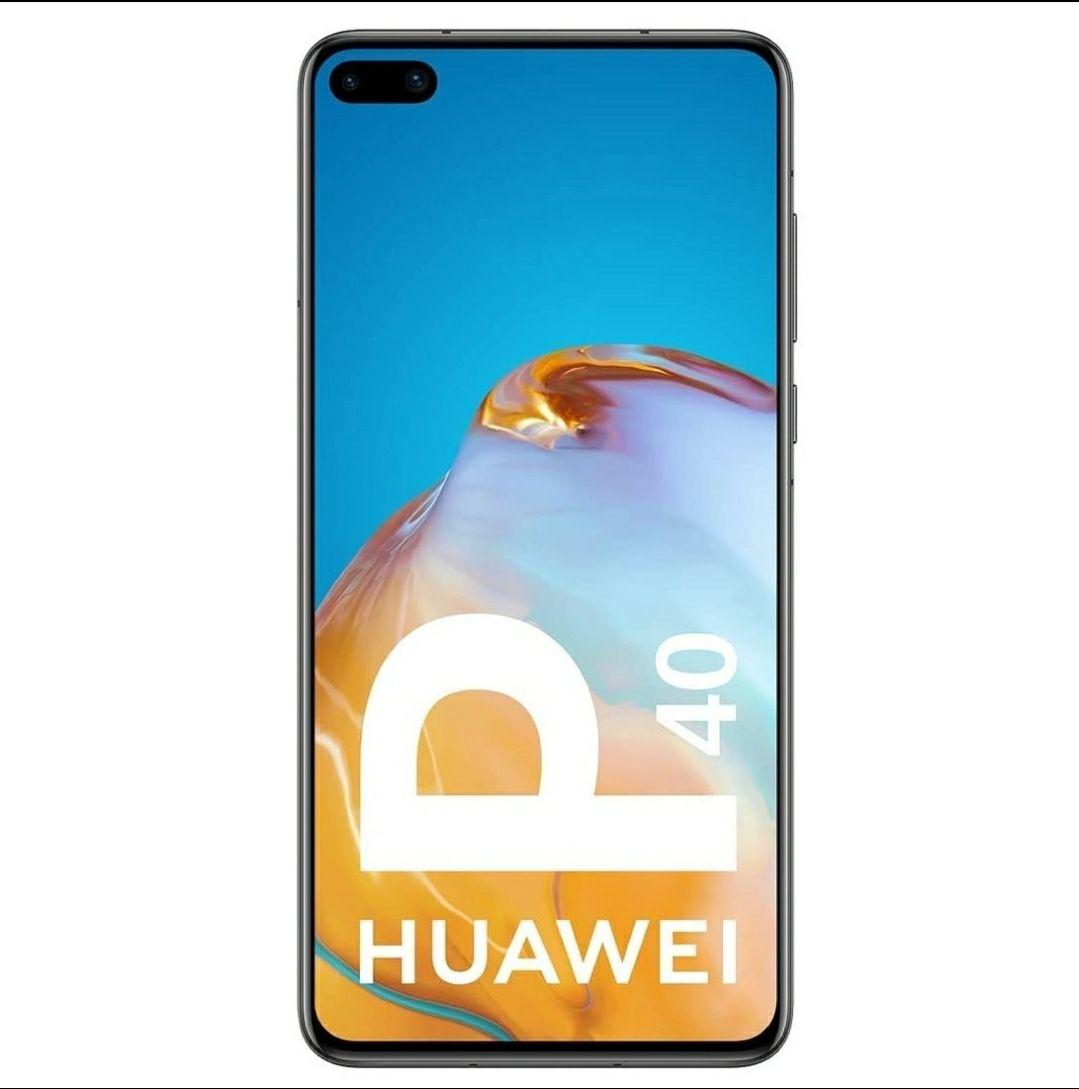 Huawei P40 5G 128GB 6GB RAM Dual SIM (Unlocked for all UK networks) - Black £448 at wowcamera.com