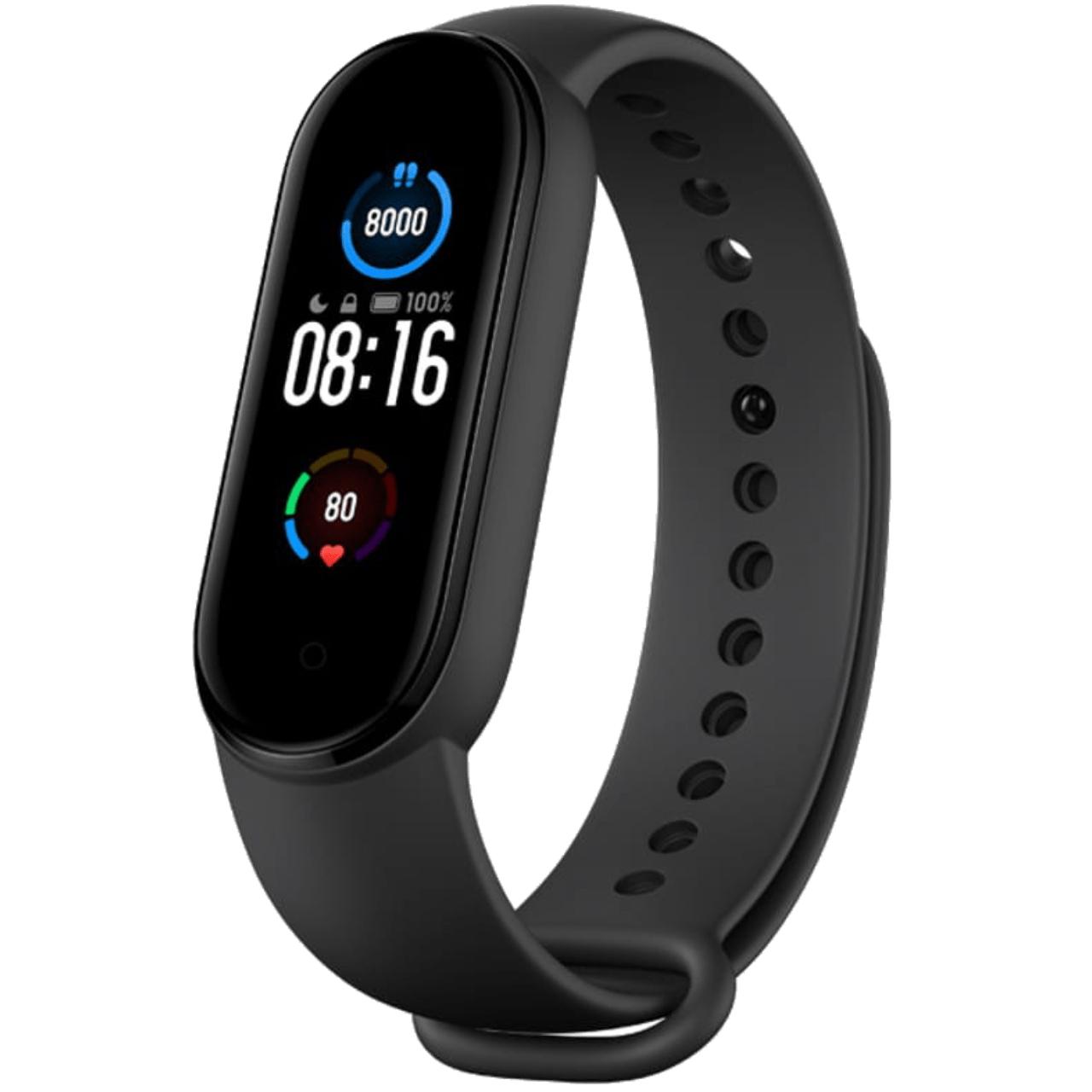 "Xiaomi Mi Band 5: Fitness Tracker (1.1"" Amoled Display, 24/7 Heart Rate Sensor, 11 Sport Mode, BT5.0) £21.16 @ Xiaomi MC Store / AliExpress"