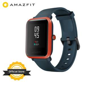 New Global Version Amazfit Bip S 5ATM waterproof Smartwatch Heart Tracking Bluetooth Smart Watch £52.09 at AliExpress amazfit Official Store
