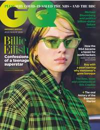 GQ Magazine - 11 issues for £12 at Magazine.co.uk