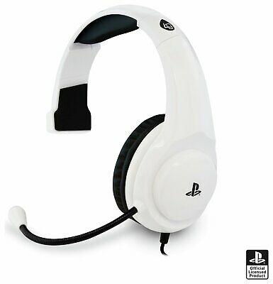4Gamers PRO4-Mono Sony Playstation PS4 Headset - White - £8.34 @ Argos / eBay