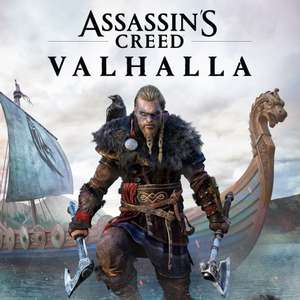 Assassin's Creed Valhalla [Xbox One / Series X with Smart Delivery] £37.94 Pre-Order @ Xbox Store US (purchased using credit from Eneba)