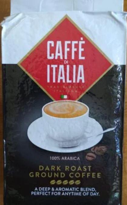 Caffe di Italia - Dark Roast Ground Coffee 250g £1.00 Poundland Cardiff