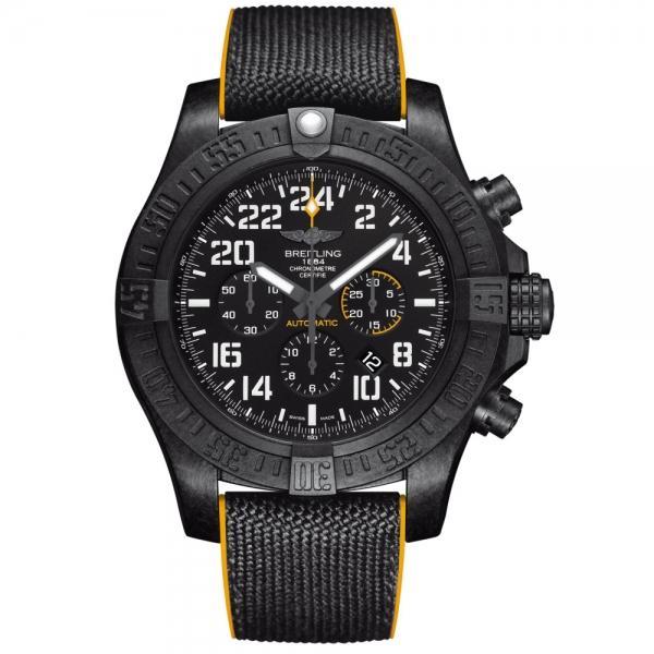 Breitling avenger hurricane 50 breitlight watch 50mm £3340 @ Burrells