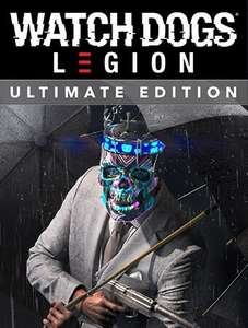Watch Dogs Legion Ultimate Edition PS4/PS5 / Xbox One / PC £91.99 (£73.59 with 200 uplay points) @ Ubisoft