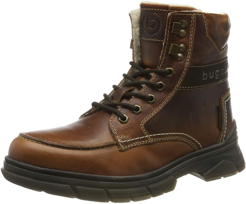 Men's Bugatti Classic Boots Brown Size 8 £14.66 + £4.49 NP @ Amazon