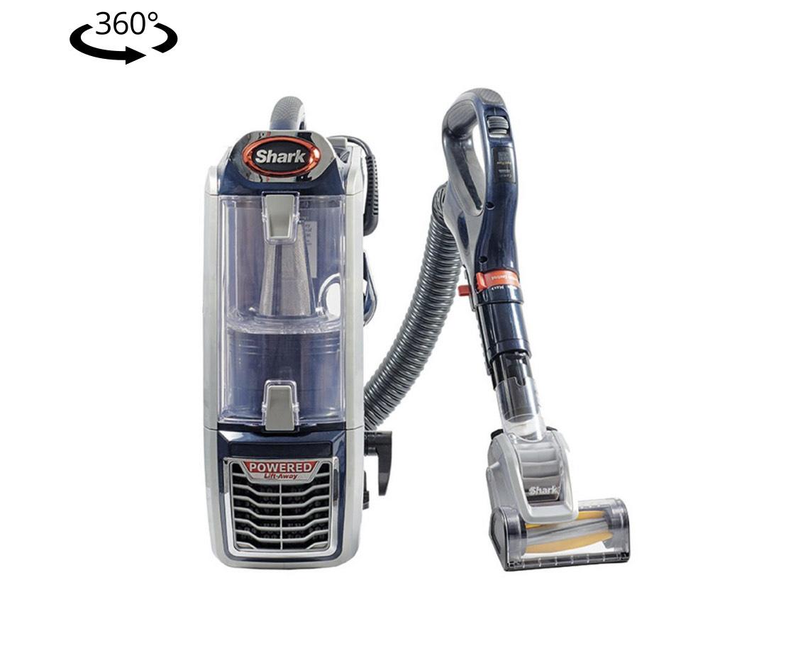 Shark Anti Hair Wrap Upright Vacuum Cleaner with Powered Lift-Away & TruePet NZ801UKT £249.99 / £199.99 VIA Defence Discount Service Shark