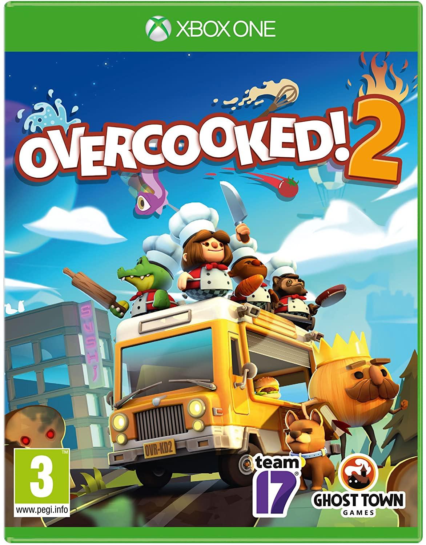 Overcooked 2! [Xbox One] £7.60 @ Xbox Store Hungary