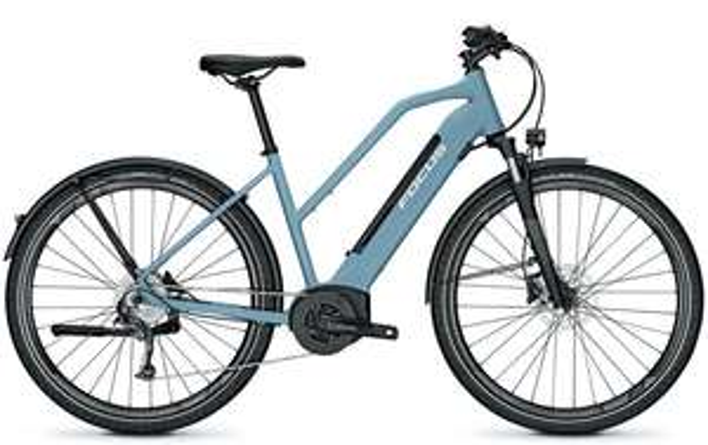 Focus Planet2 5.9 Step Thru 2020 e-Bike. 625 Wh battery - £1714.99 Delivered @ TRIUK
