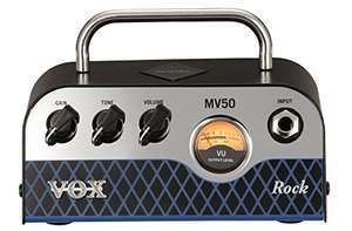 Vox MV50 Rock 50W Guitar Amp HEAD £99 delivered at Amazon