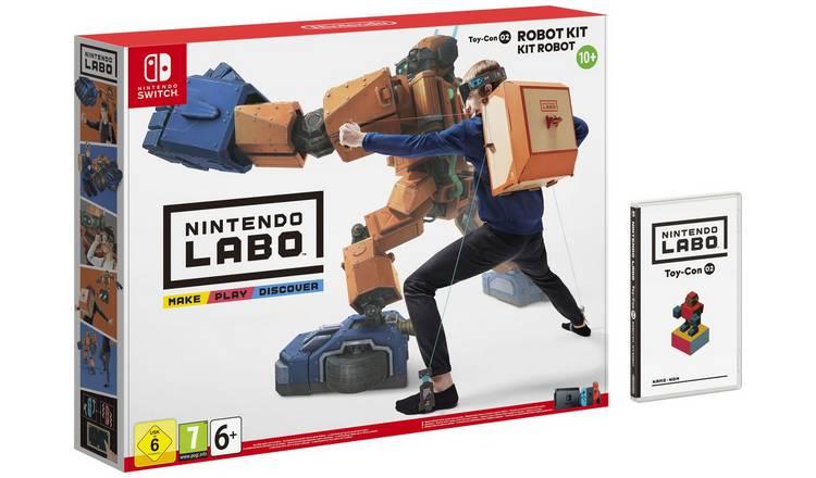 Nintendo Labo Toy-Con 02: Robot Kit - £49.99 @ Argos