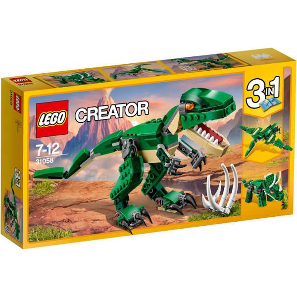 LEGO Creator 31058 - Mighty Dinosaurs - £6.49 in Farnborough Asda