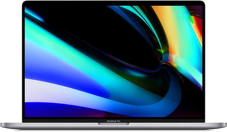 New Apple MacBook Pro (16-inch, 16GB RAM, 512GB Storage, 2.6GHz Intel Core i7) - Space Grey £1999 from Amazon