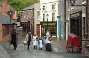 NHS, Care & Emergency Workers (+ 3 guests) can enter the Ironbridge Gorge Museums free of charge between the 22nd & 26th July