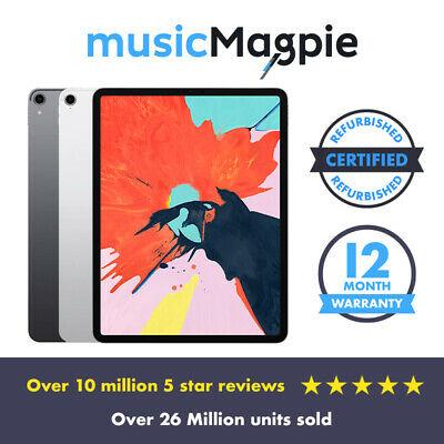 "Pristine USED iPad Pro 12.9"" 2018 1TB £859.49 at musicmagpie ebay"