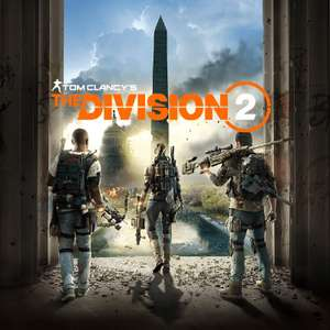 Tom Clancy's The Division 2 - standard edition £8.25 for Stadia Pro members