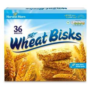 Aldi Wheat Bisks (36 pack) - £1.59 (Instore)