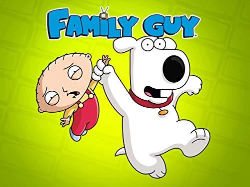 Family Guy Season 18 (HD) - £6.99 Amazon Prime Video
