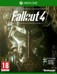 Fallout 4 Microsoft Xbox One - £3.96 delivered @ Argos / eBay