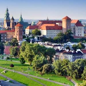 Bristol or Luton to Krakow return flight for £26.98 or from Liverpool for £25.98! Lots more cheap autumn flights with easyJet.