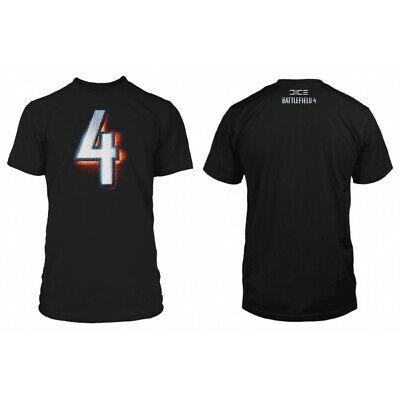 Battlefield 4 T-Shirt Black Medium - £2.26 @ youritdelivered / eBay