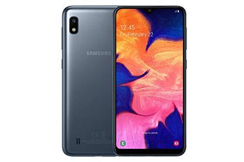 Samsung Galaxy A10 Mobile Phone; Sim Free Smartphone - Black (UK version) £119.99 @ Amazon