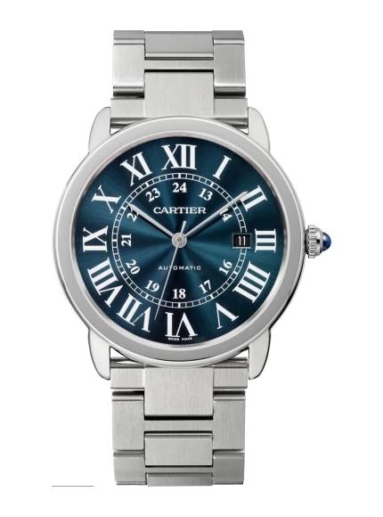 Ronde Solo De Cartier Watch 42mm – WSRN0023 @ Heptinstalls - £2680