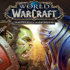 World of Warcraft 110 boost for £15.99 at Battle.net