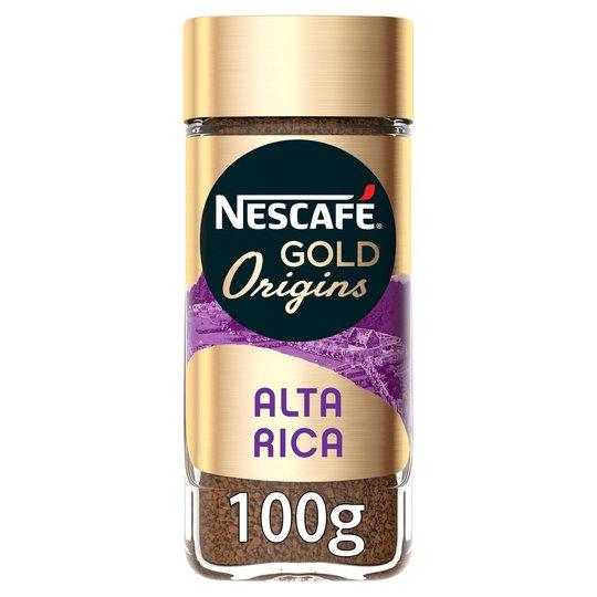 Nescafe Alta Rica Instant Coffee 100G - £2.25 @ Tesco