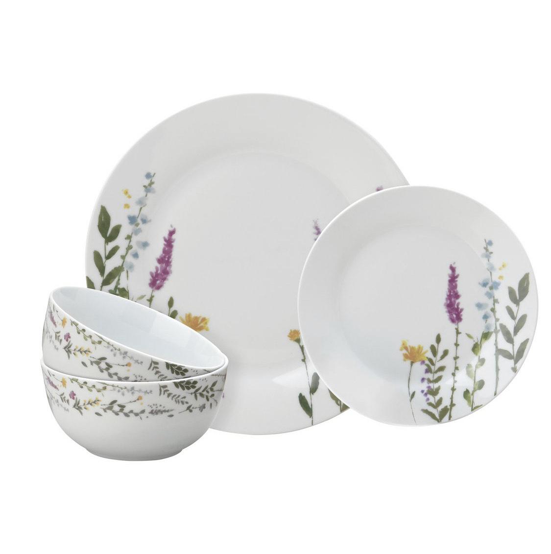 Argos Home Botanist 12 piece dinnerware set £12.50 @ Argos Free click and collect