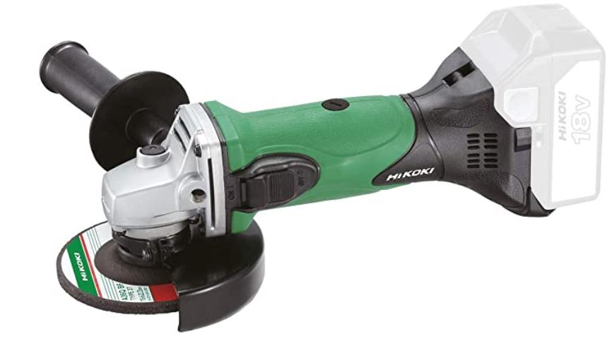 Hikoki cordless angle grinder Body only £53 delivered @ Howetools