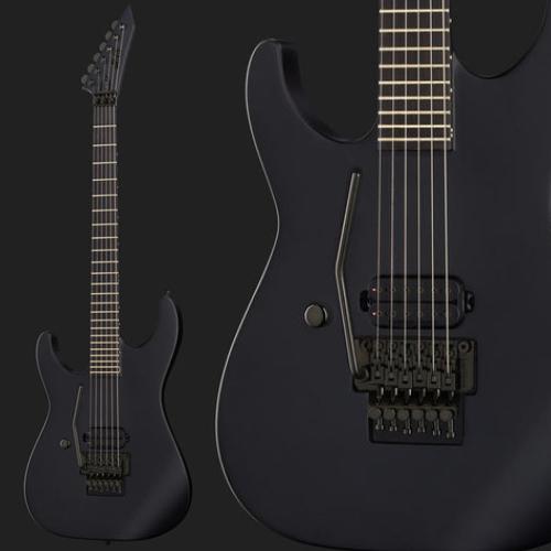 Left Handed - ESP LTD M-Black Metal BKS Electric Guitar - Grover Tuners / Floyd Rose 1000 Bridge £549 Delivered @ Thomann