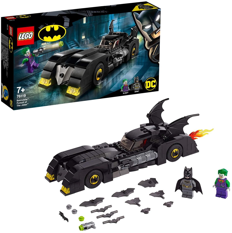 Lego Batman Batmobile 76119 - £12.49 instore @ Asda, Portadown