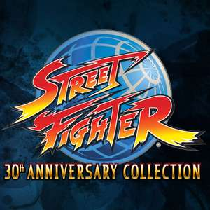 Street Fighter 30th Anniversary edition - £13.99 @ Xbox Live Game Store